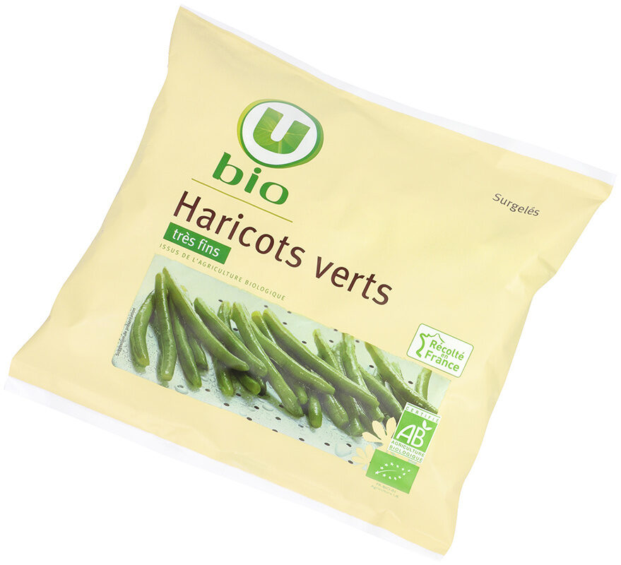 Haricots verts  très fin - Product