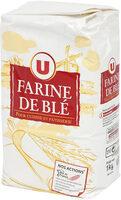 Farine de blé patissière T45 - Produit