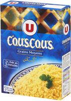 Graine couscous grains moyens - Product