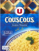 Graine couscous grains moyens - Produit - fr