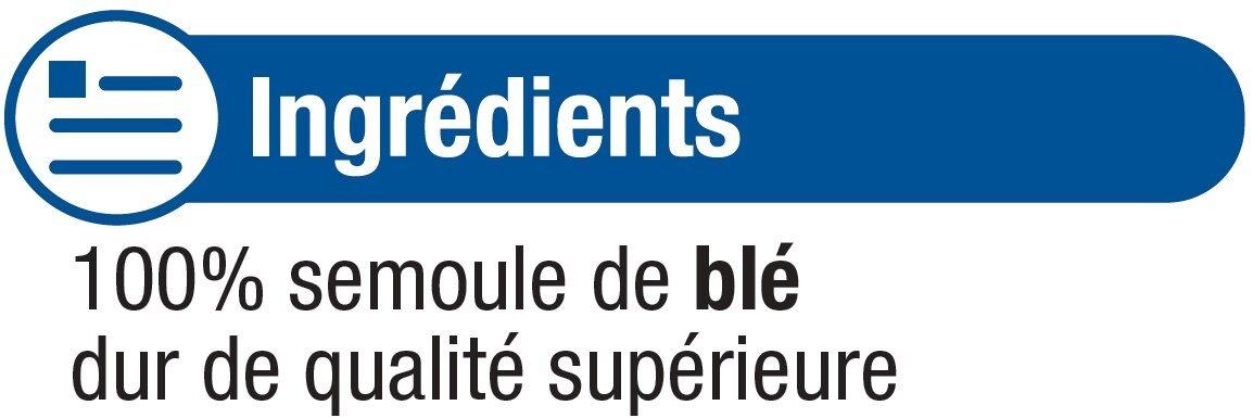 Graine couscous grains moyens - Ingrédients - fr