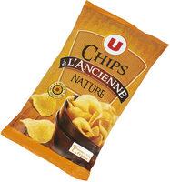 Chips à l'ancienne nature - Product