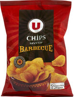 Chips arome (ketchup/moutarde/barbecue) - Produit - fr
