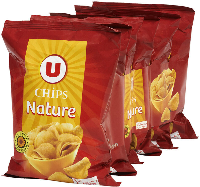 Chips nature multipack - Product