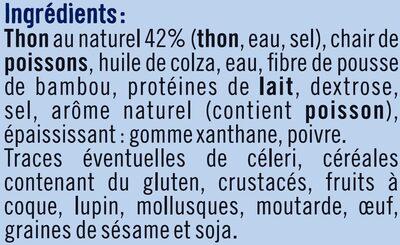 Rillettes de thon - Ingrédients - fr