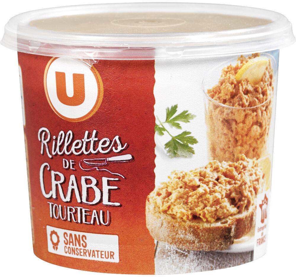 Rillettes de crabe - Produit - fr