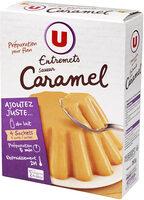 Les entremets préparation pour flan caramel - Product
