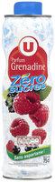 Sirop à la fraise 0% de sucre sans aspartame - Produit - fr