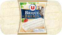 Fromage au lait de brebis pasteurisé 25% de MG - Product - fr