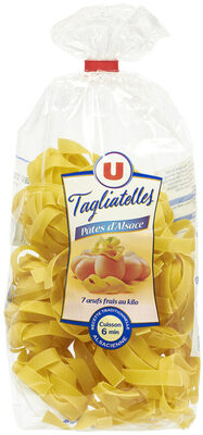 Tagliatelles IGP d'Alsace aux oeufs - Product