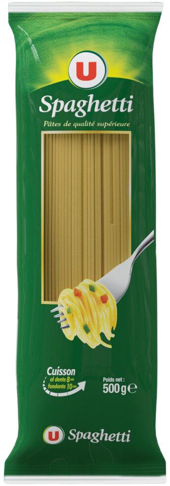 Spaghetti qualité supérieure - Продукт - fr