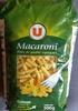 Macaroni (Pâtes de qualité supérieure) - Produit