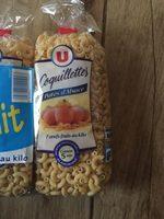 Coquillettes IGP - Pâtes d'Alsace - Produit