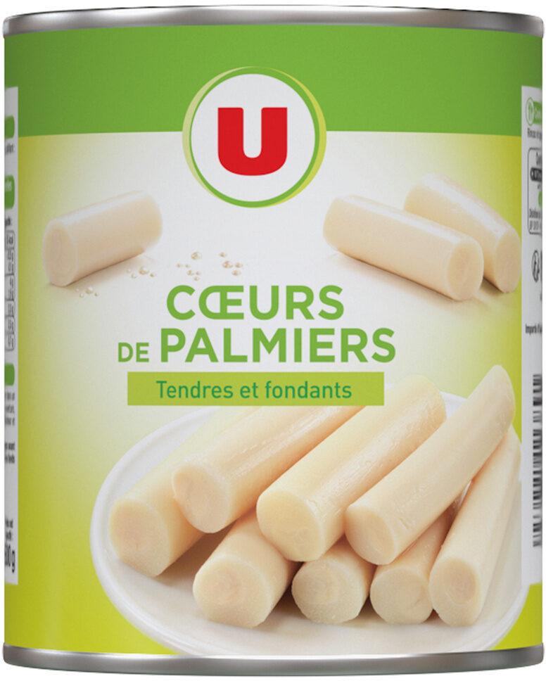 Coeurs de Palmier entier - Product
