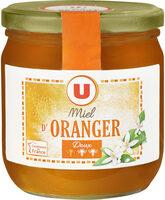 Miel d'oranger - Product - fr