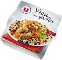 Veau aux Girolles et son Riz - Produkt