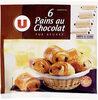 Pain au chocolat pur beurre - Product