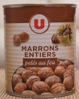 Marrons entiers - Product - fr