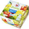 Pommes sans sucres ajoutés - Product