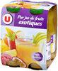 Pur jus de fruits exotiques - Product