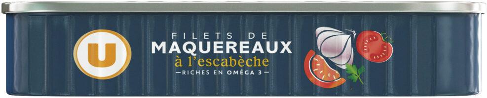 Filets de Maquereaux à l'Escabèche - Product