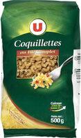 Coquillette au blé complet - Produit - fr