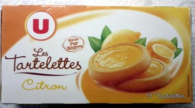 Les Tartelettes Citron - Product