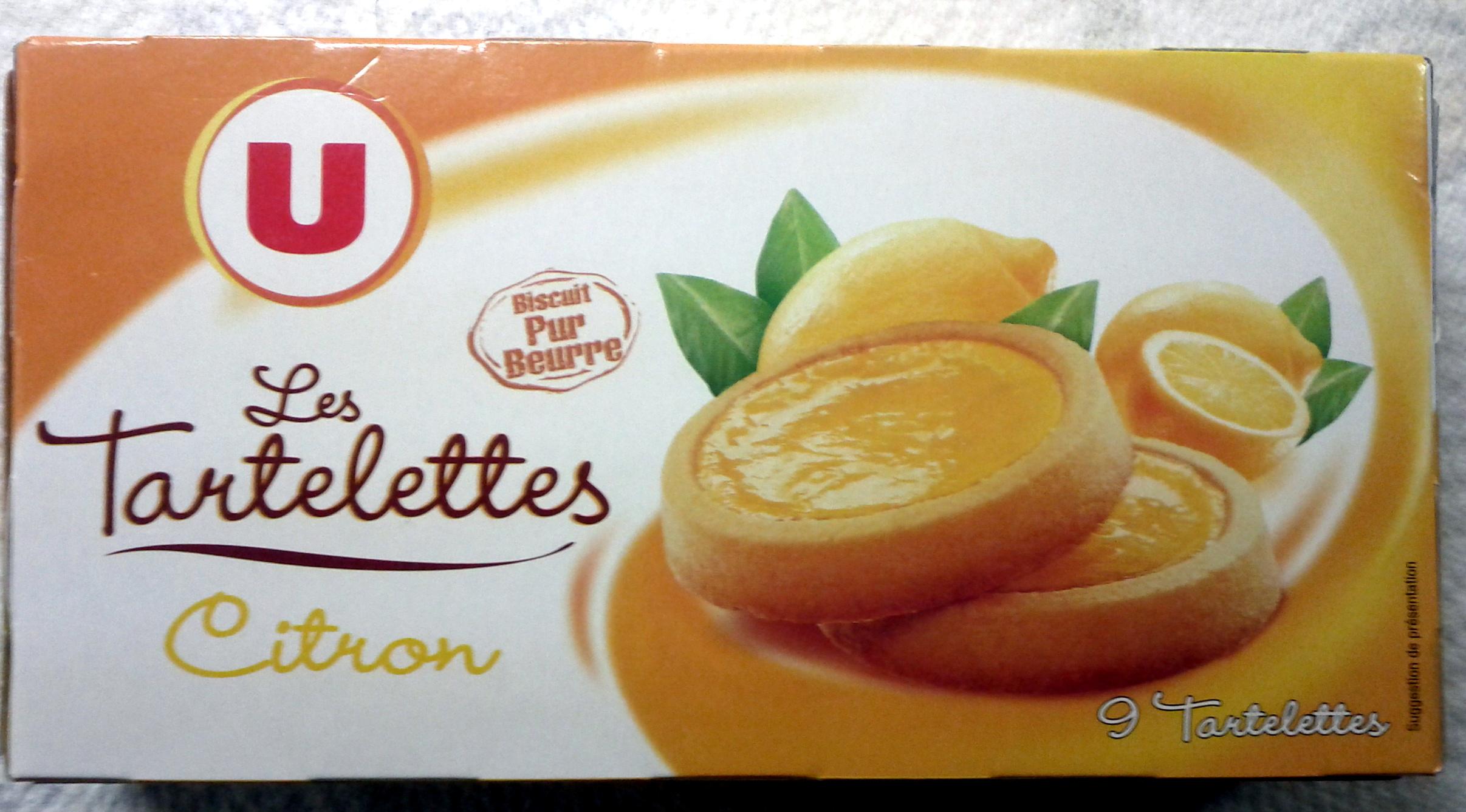 Les Tartelettes Citron - Producto