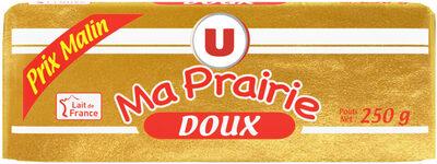 """Beurre doux à teneur réduite en matière grasse """"Ma Prairie"""" 60% deMG - Produit"""