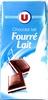 Chocolat lait fourré lait - Product