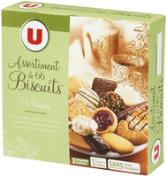 Assortiment biscuits Patissiers - Product - fr