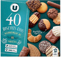 Assortiment biscuits Patissiers - Produit - fr