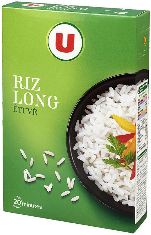 Riz long grain étuvé - Product
