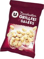 Cacahuètes grillées et salées - Product