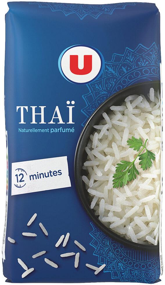 Riz long thaï - Produit - fr