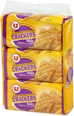 Crackers salés - Product