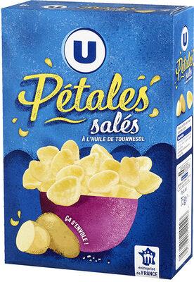 Snacks pétales salés - Product