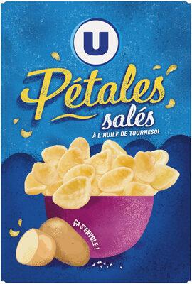 Snacks pétales salés - Produit