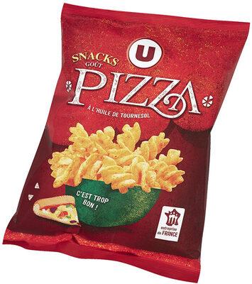 Snacks goût pizza - Product