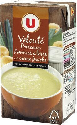 Velouté poireaux et pommes de terre - Product - fr
