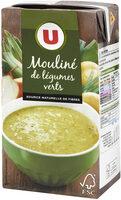 Mouliné légumes verts - Product