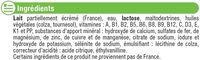 Croissance 10 mois à 3 ans u_tout_petits - Ingrédients - fr