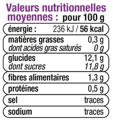 Bols pomme multifruits 6 mois - 11