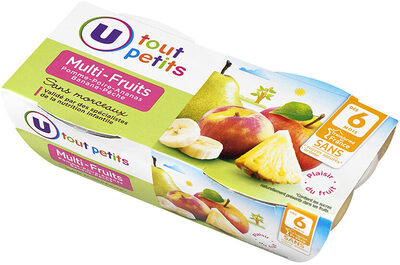Bols pomme multifruits 6 mois - Product