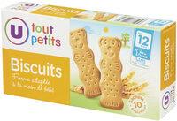 Biscuits pour bébé - Produit - fr