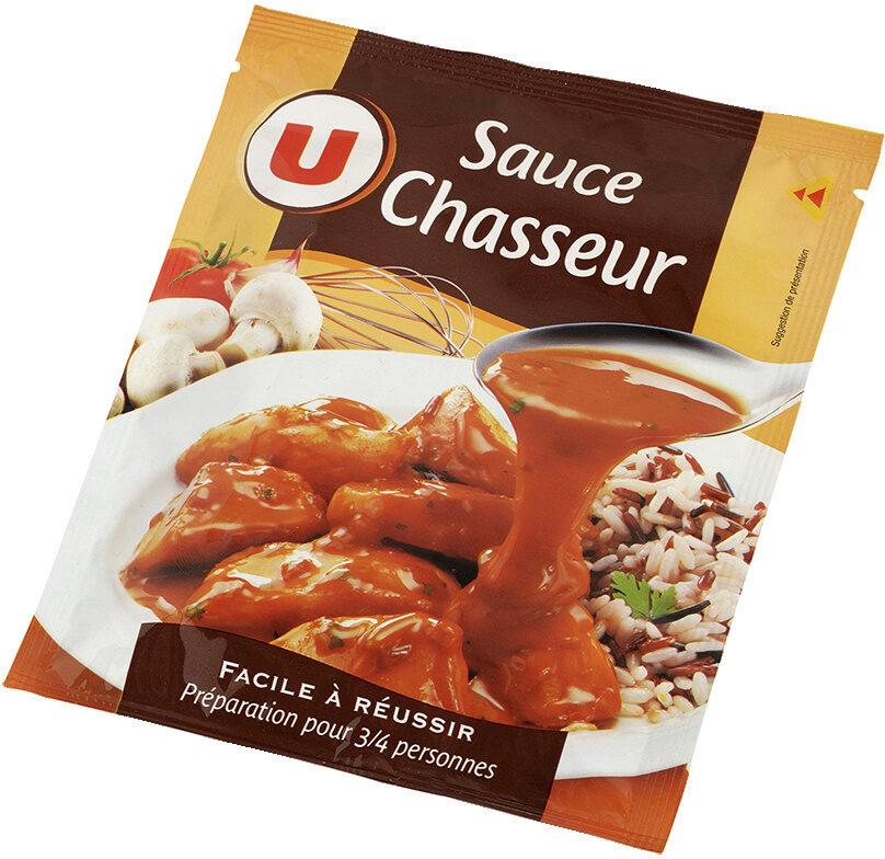 Sauce déshydratée Chasseur - Product - fr