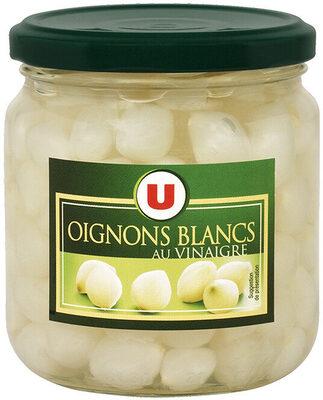 Oignons blancs au vinaigre - Product