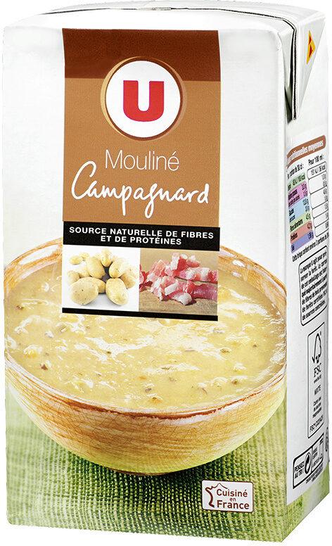 Mouliné campagnard aux lardons - Produit