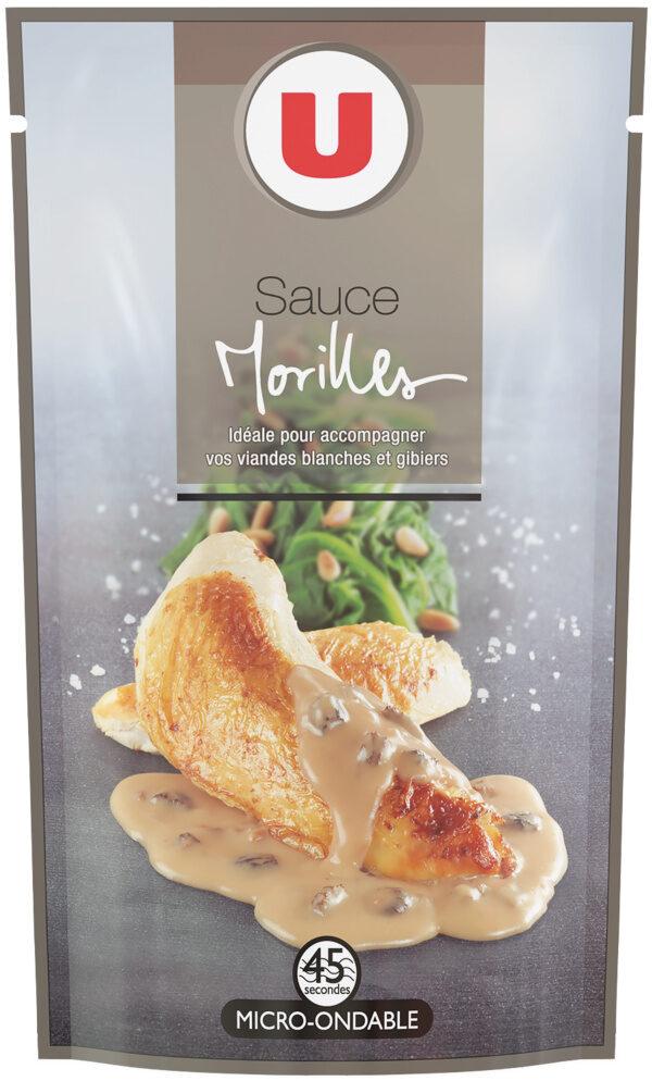 Sauce liquide aux morilles - Product - fr