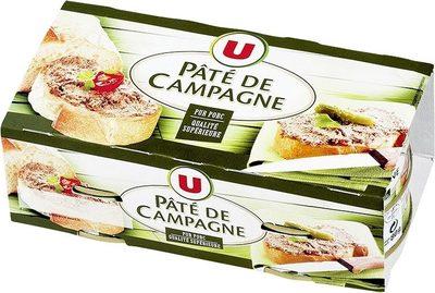 Paté de campagne - Produit - fr